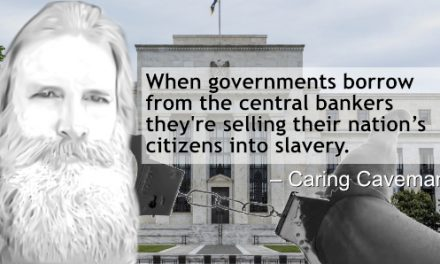 Government Borrowing Enslaves Citizens