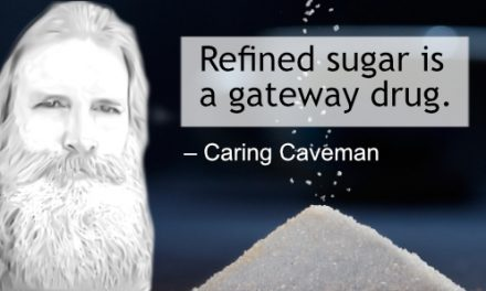 Sugar is a Gateway Drug